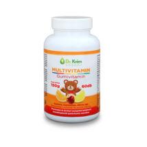 Dr. Krém Multivitamin gumivitamin 60 db gumimaci