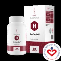 DuoLife Medical Formula ProCardiol®- a keringési rendszer támogatására