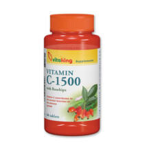 vitaking - C-vitamin 1500mg tabletta 60 db