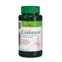 vitaking - Cardiolic Natural gélkapszula 60 db