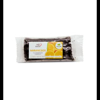 Free-Bakery narancsos gluténmentes zabszelet 50g