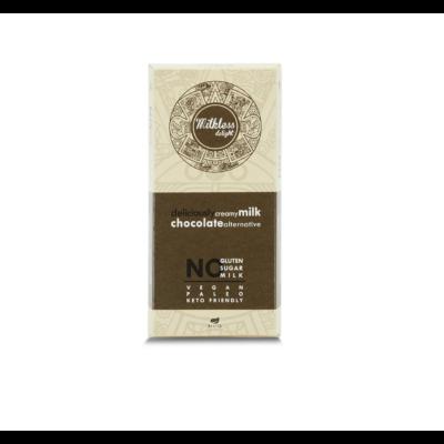 Milkless Delight tejmentes kakaós táblacsoki édesítőszerrel 80g
