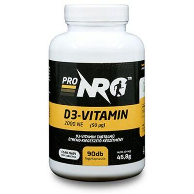 ProNRG D3-Vitamin