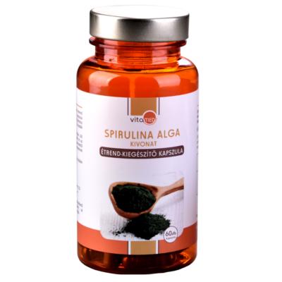 Vitamed Spirulina kapszula – 60db