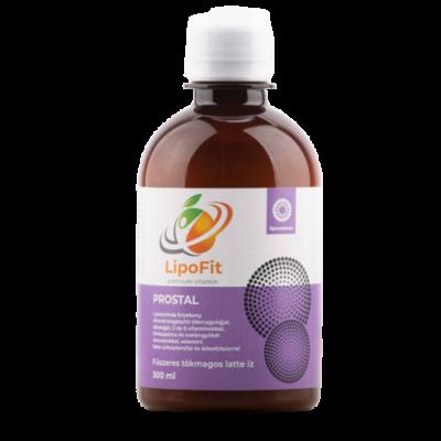 Prosztata támogató folyékony liposzómás étrendkiegészítő 300 ml