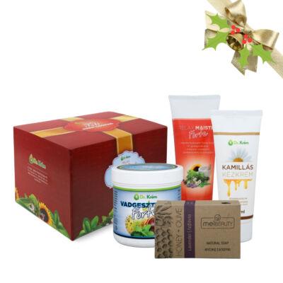 Karácsonyi vitalizáló csomag