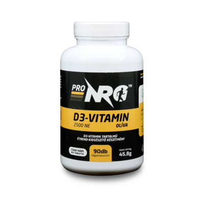 ProNRG D3-Vitamin