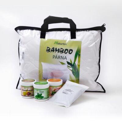 Bambusz párnás csomag