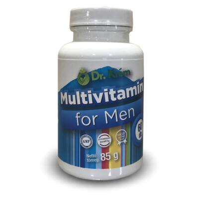 Dr. Krém Férfi multivitamin 60 db