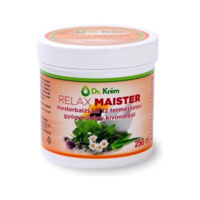Dr. Krém Relax Maister Mesterbalzsam 250 ml