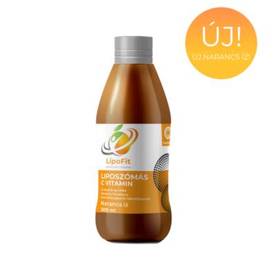 LipoFit Liposzómás C vitamin 500 ml