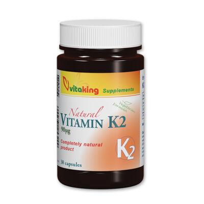 vitaking - K2-vitamin 90 µg kapszula 30 db