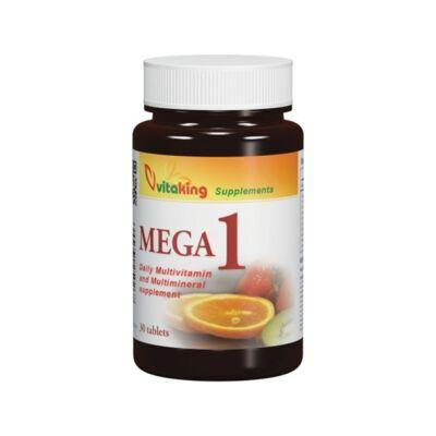 vitaking -  Mega1 multivitamin tabletta 30 db