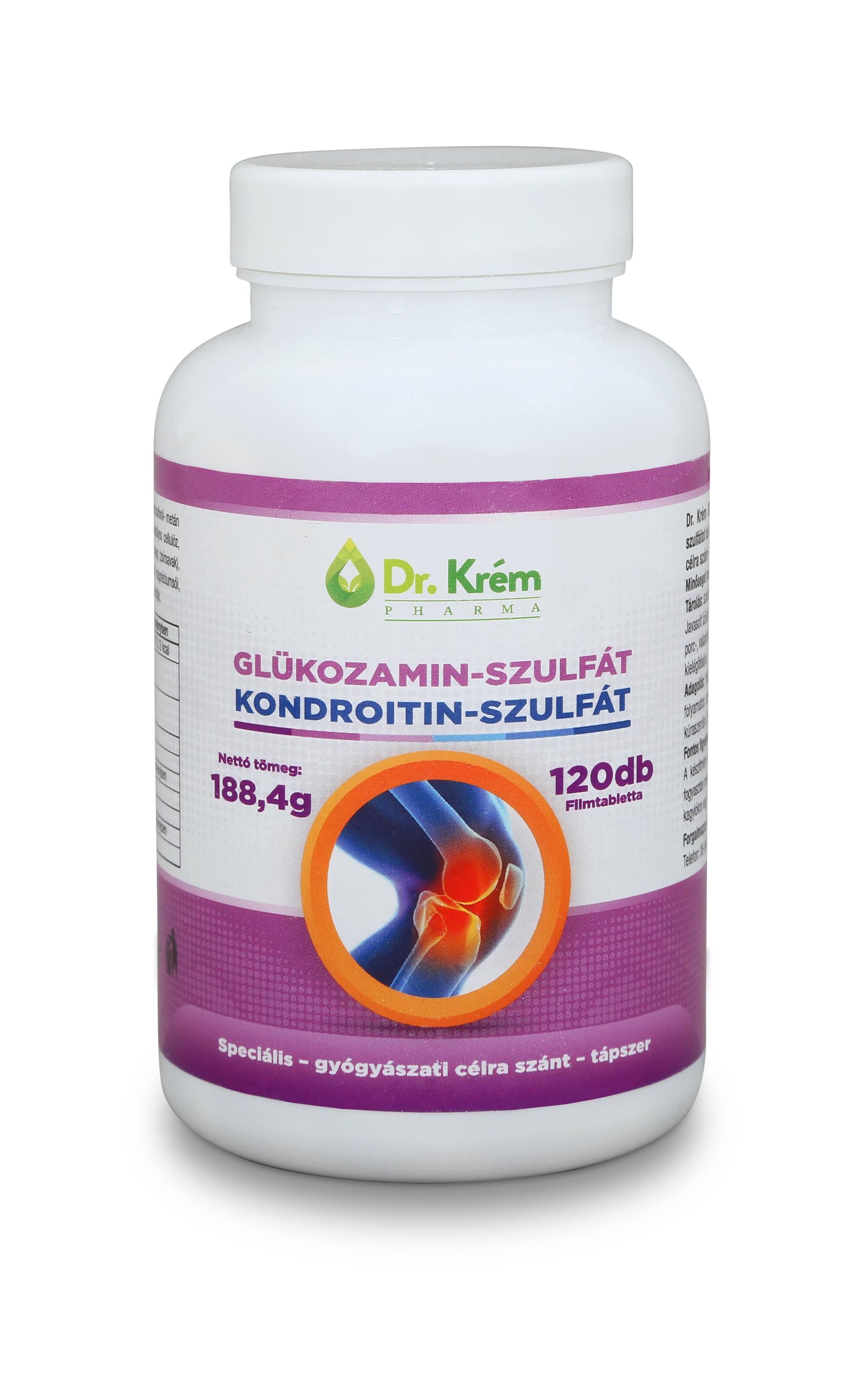 kondroitin glükozamin vizsgálatok